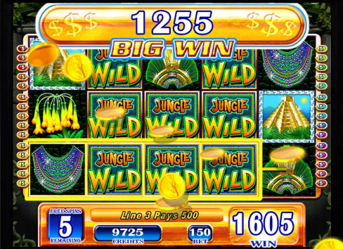 Wilds On Slot Machines This Is How It Works Wild Island Co Uk